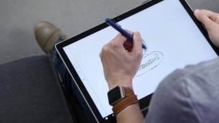 iPad Pro vs Microsoft Surface: Sketch tests!