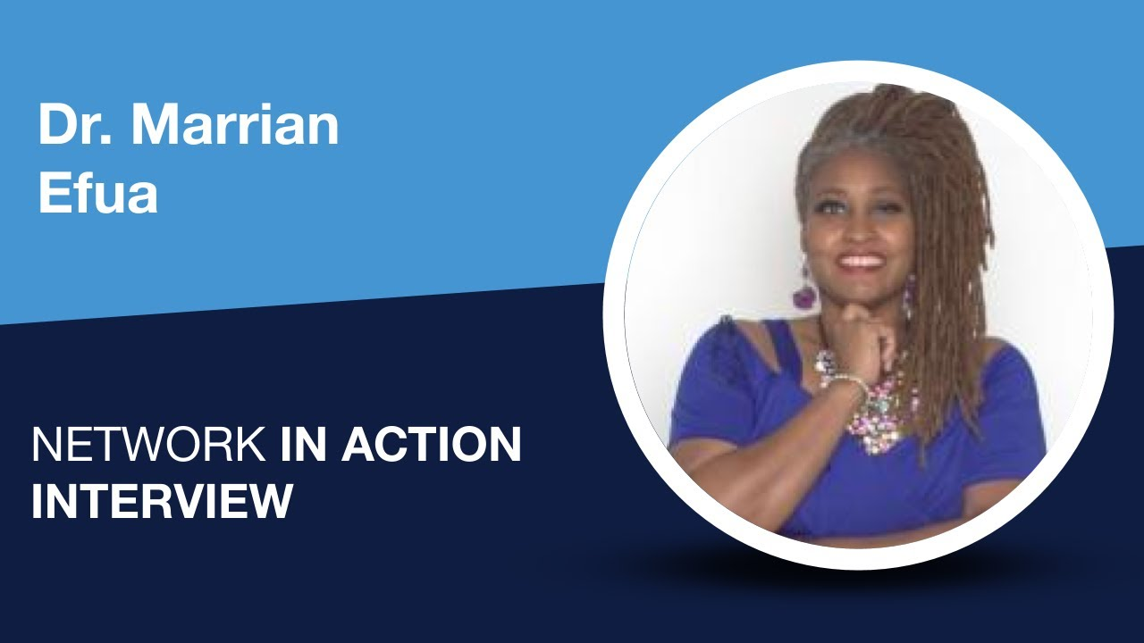 Dr. Marrian Efua of Exponential Existence