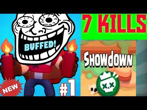 7 kills in showdown ( Brawl Stars)