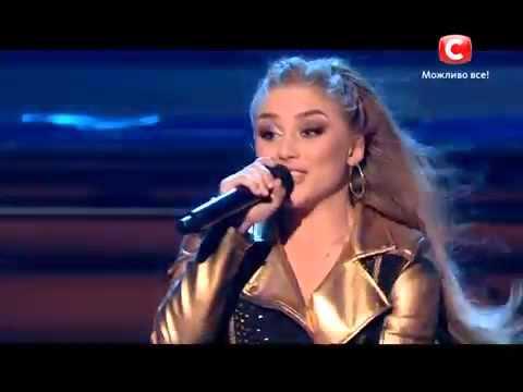 Anastasia Prokhorenko - Hey Mama cover on...