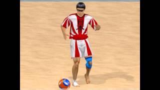 Pro Beach Soccer PC 2003 Gameplay