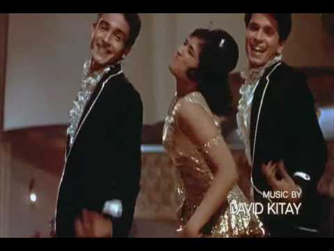 Ghostworld Intro, 'Jaan Pechan Ho' Song from 1965 Bollywood film, Gumnaan