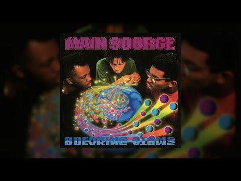 Main Source | Breaking Atoms (FULL ALBUM) [HQ]