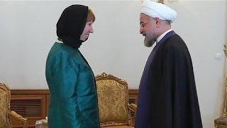 Ashton entretient l'incertitude sur les n�gociations sur le nucl�aire iranien