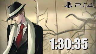 Resident Evil 4 PS4 Speedrun 1:30:35 Segmented 60fps