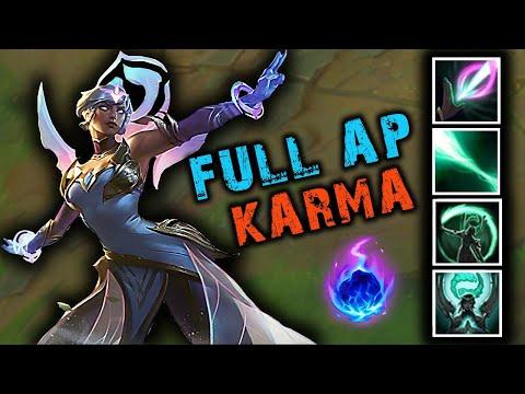 NERF FULL AP KARMA!!!
