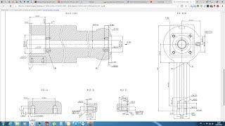 Solidworks. Урок 22.7 Чертёж НЕТИПОВОЙ детали - создание чертежа
