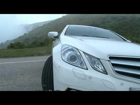 Mercedes Benz E250 CGI BlueEFFICIENCY Coupe.flv