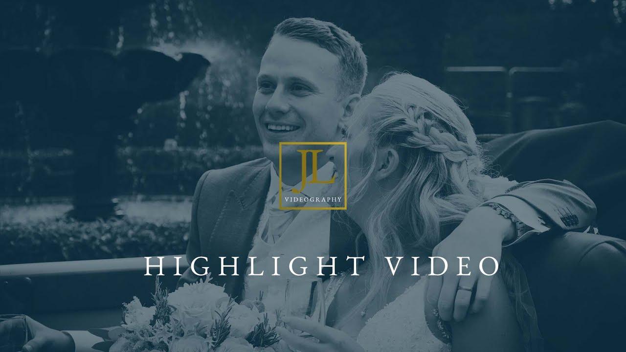 The Wedding of Naomi and Jack   Aldwark Manor Wedding Video   Jordan Lee Video