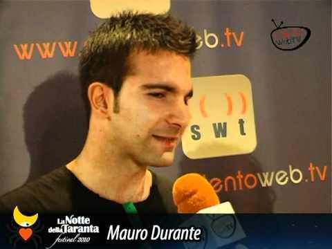 Notte della Taranta 2010 - Mauro Durante