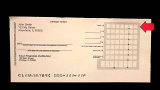 How to Fill Out a Deposit Slip - Carousel Checks
