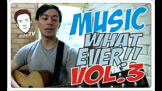Oasis - Wonderwall Don't look back in anger cover ( Music Whatever vol 3 )