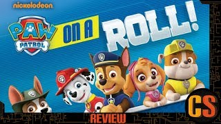 PAW PATROL: ON A ROLL - REVIEW