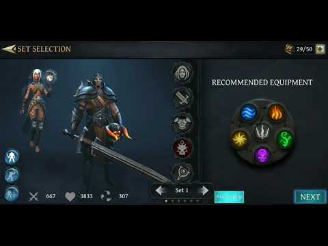 Blade Bound Gameplay PvP Mode | RPG | Android