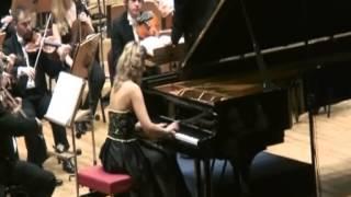 Chopin: Piano Concerto e min op. 11- 2nd mvt- Romance (Larghetto)- Enrica Ciccarelli Piano
