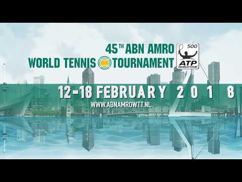 ABN AMRO WORLD TENNIS TOURNAMENT | ATP 2018 ROTTERDAM