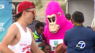 Thousands take part in San Francisco Bay to Breakers race