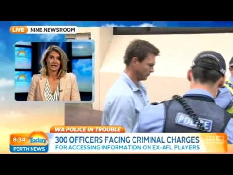 WA Police in Trouble | Today Perth News