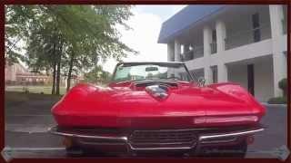 1966 Corvette Custom Frame C4 LT1 Convertible