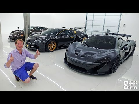 visit-the-office-with-the-coolest-hypercar-garage-in-the-world!
