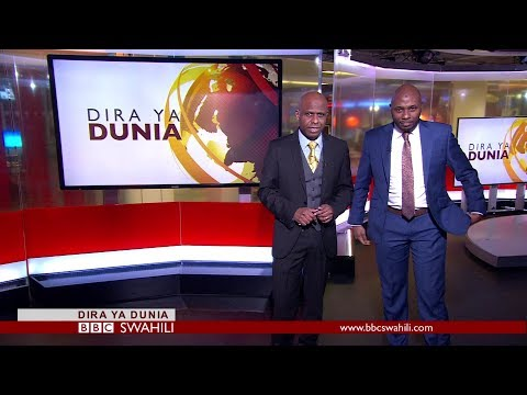 BBC DIRA YA DUNIA JUMATATU 19.03.2018