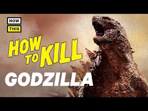 How to Kill Godzilla | NowThis Nerd