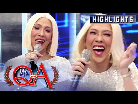 Vice feels giddy talking about Ion | It's Showtime Mr. Q and A Mp3