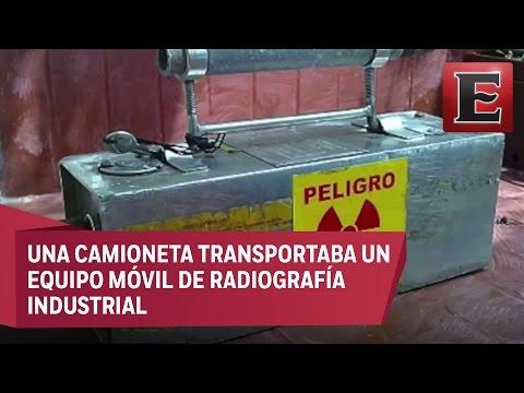 Alerta en nueve estados por robo de fuente radiactiva en Jalisco