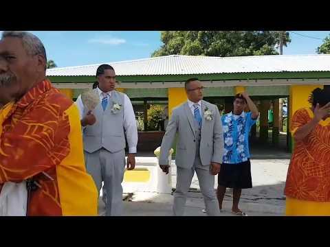 Faia & Fia's Wedding 💐 07.01.17 Leone, American Samoa