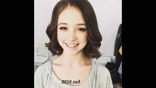 Как изменились актрисы из сериала Папины дочки. Сравнение 2007, 2012 и 2016 года.