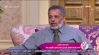 السفيرة عزيزة - كيف أثرت اعمال الراحل على مهيب على الاطفال وكيف انتج فيلم حرب اكتوبر