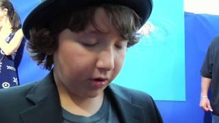 Frankie Jonas Interviewed About Ponyo @ www.StoryAt11.Net