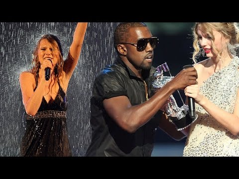13 Best Taylor Swift Award Show Moments