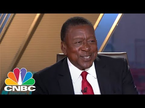 BET Founder Robert Johnson On President Donald Trump's Economy | CNBC