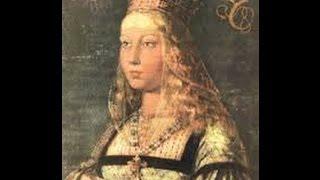 """Linea del tiempo: sucesos relacionados con la vida de Isabel de Castilla """"La Católica"""""""