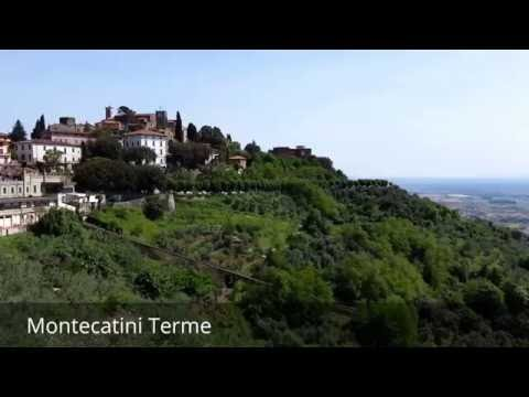 Places To See In ( Montecatini Terme - Italy )