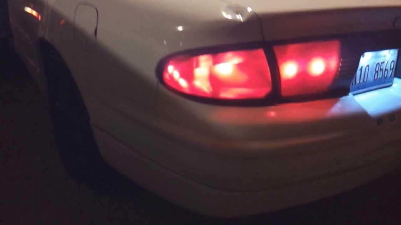 Plasti Dip Smoke :: Buick Regal :: Tinting Tail Lights ...