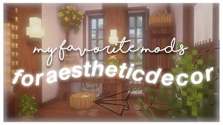 Popular Furniture & Decorations MCPE - Minecraft Mod Related to Games