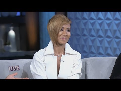 Jada Pinkett Smith Talks Getting Personal on Her New