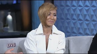 Jada Pinkett Smith Talks Getting Personal on Her New Show