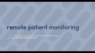Unboxing Your Remote Patient Monitoring Kit