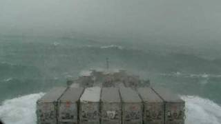 Storm on Baltic Sea - october?? 2006.