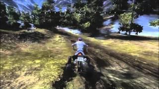 [VIDEO TEST] MX vs ATV Reflex PC