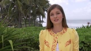 Miss World 2013 - Profile Video - Ukraine