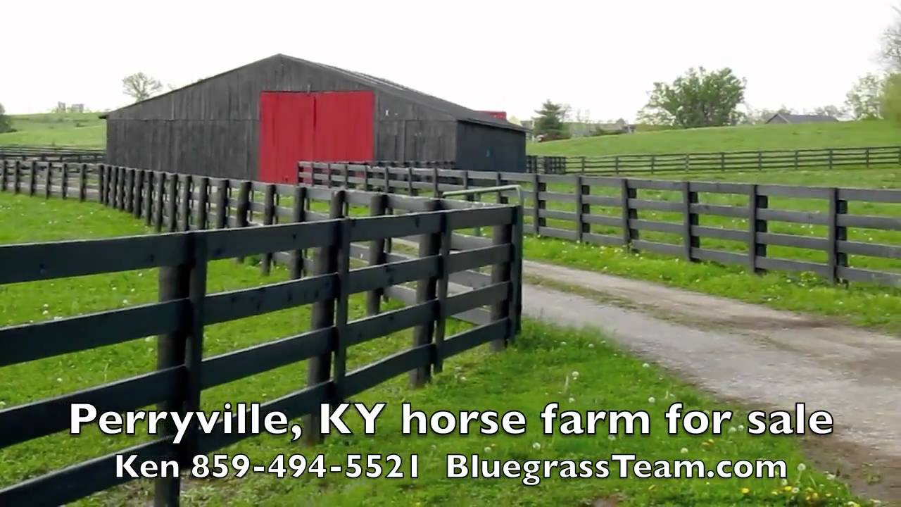 Horse Property For Sale Ky
