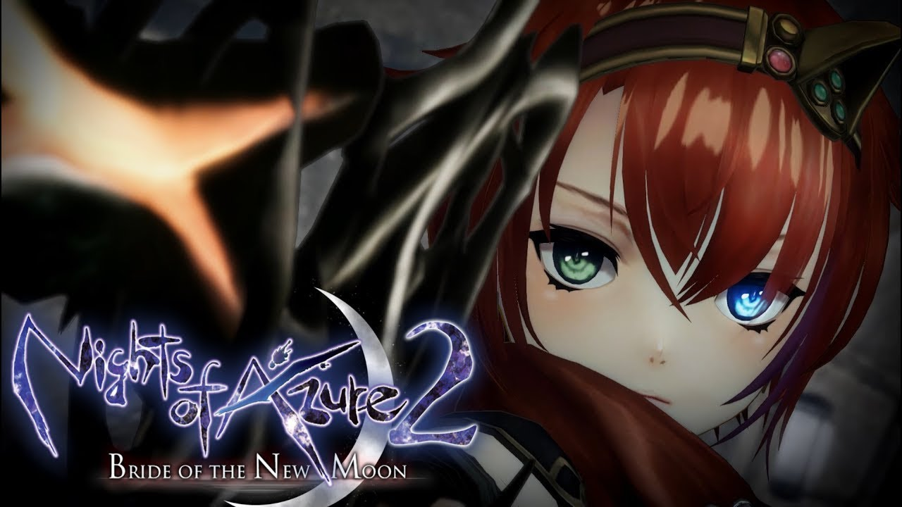 Download Nights of Azure 2: Bride of the New Moon - Announce Trailer