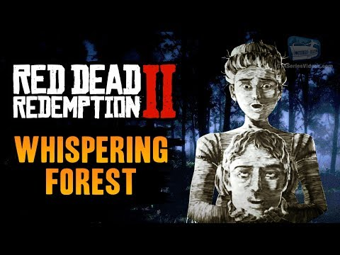 Red Dead Redemption 2 Easter Egg - The Whispering Forest