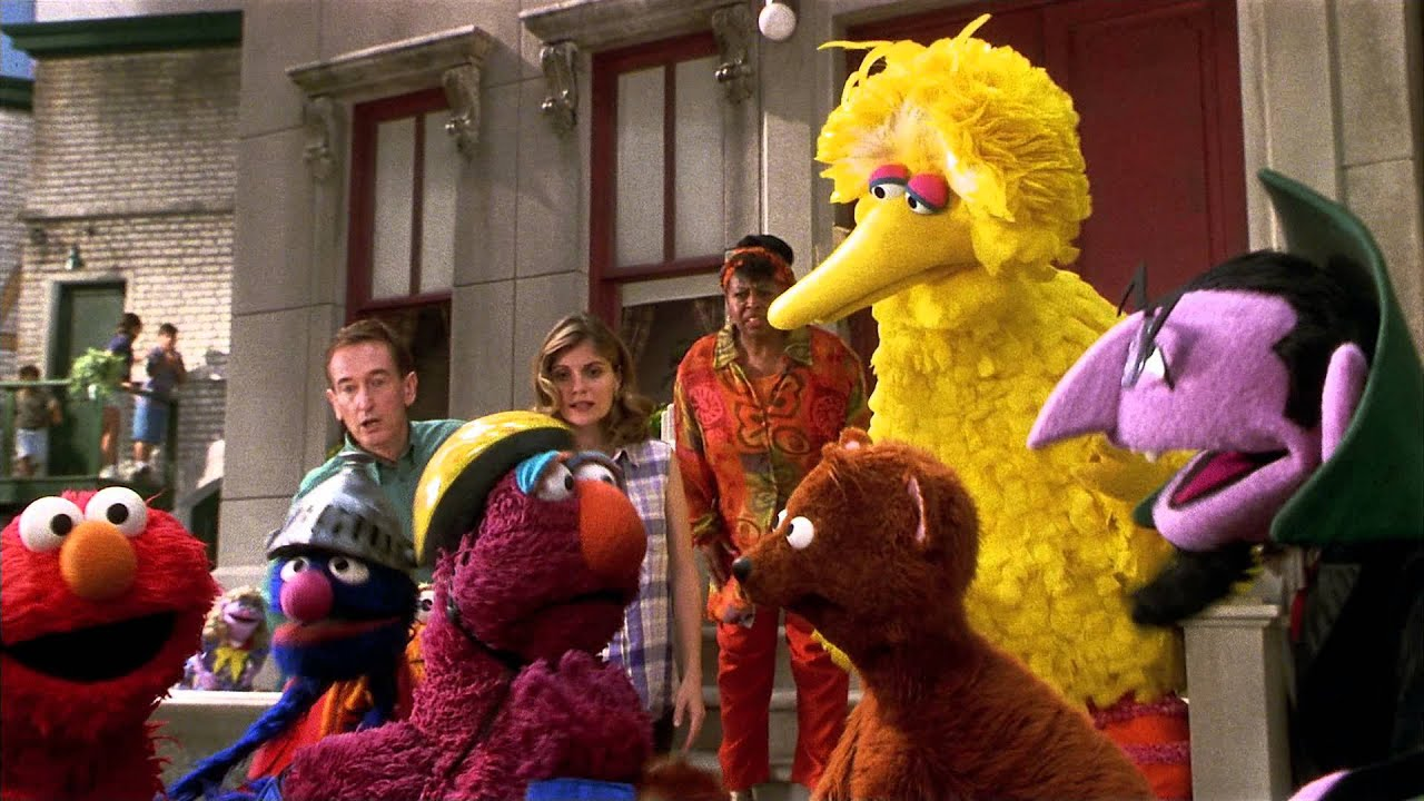 The Adventures Of Elmo In Grouchland - Trailer - YouTube
