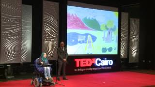Here for a Reason: Yasmeen El-Shawy at TEDxCairo