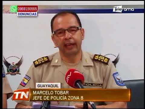 Policía desarticuló supuesta banda de falsificación certificado de votación